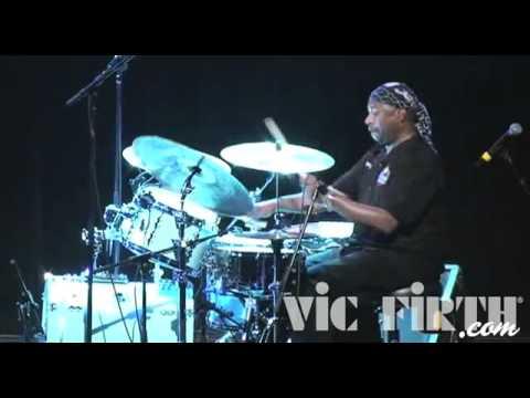 Lenny White: Montreal Drum Fest 2008
