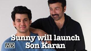 बॉलीवुड अभिनेता सनी देओल, जो अपनी आगामी फिल्म 'पोस्टर ब्वॉयज़' में अपने अंलग अंदाज में नजर आने वाले हैं। उन्होने उन सब अफवाहों को खारिज किया हैं जिसमें कहा जा रहा था कि उनके बेटे करण को यश राज फिल्म द्वारा लांच किया जायेगा ।  Subscribe to Khabar Filmy Now - http://goo.gl/8CGyTZ LIKE  COMMENT  SHARE