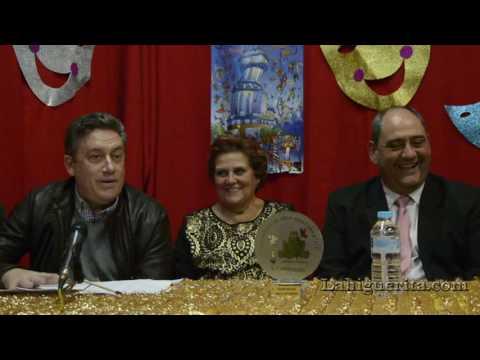 Premio Sapo de Oro a Mateo Jesús Rodríguez Macias 2017