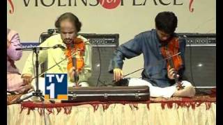 TV1-Dr.L.SUBRAMANIAN CONCERT AT VIZAG 2011_1