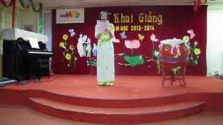 Lễ Khai giảng Trường Mầm non Công dân Toàn Cầu - UNETKIDs 2013 - 2014 (Phần I)
