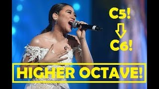 Video FEMALE SINGERS SINGING HIGHER OCTAVE! MP3, 3GP, MP4, WEBM, AVI, FLV Agustus 2018