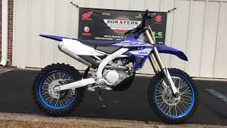 9. 2019 Yamaha YZ450FX