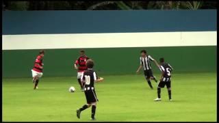 Lances do Craque do Flamengo , camisa 7 , Lazaro.