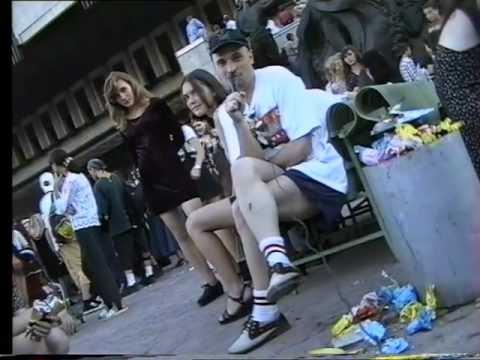 День молодёжи. Харьков, 1997 год. (видео)