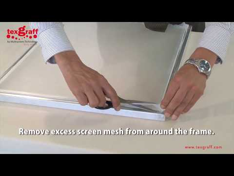 Video Screen Printing - Riso GOCCOPRO Quick Frame A & B download in MP3, 3GP, MP4, WEBM, AVI, FLV January 2017