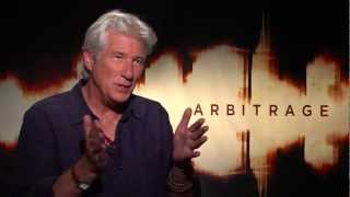Arbitrage - Richard Gere Interview