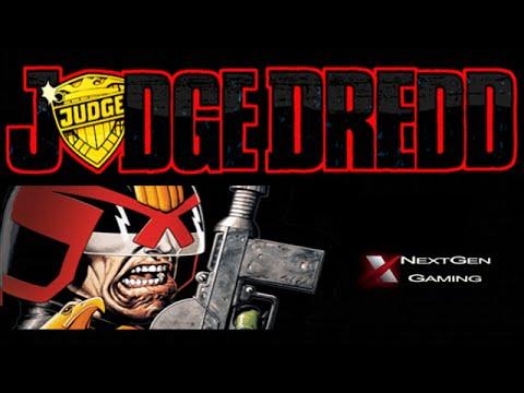 Judge Dredd Online Slot from NextGen