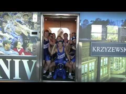 Duke Wrestling Gangnam Style