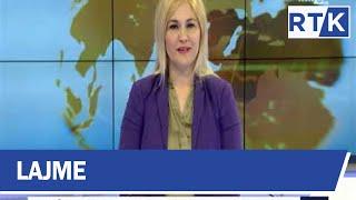 RTK3 Lajmet e orës 09:00 21.11.2018
