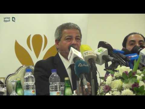 مصر العربية | خالد عبد العزيز يوجه رسالة للاعبى منتخب الشباب قبل السفر الى زمبيا