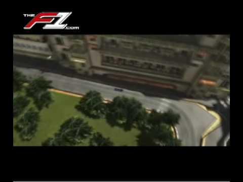 Vuelta virtual al Circuito de Monaco