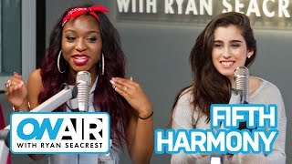 Video Fifth Harmony Obsessed with Chris Brown | On Air with Ryan Seacrest MP3, 3GP, MP4, WEBM, AVI, FLV Juli 2018