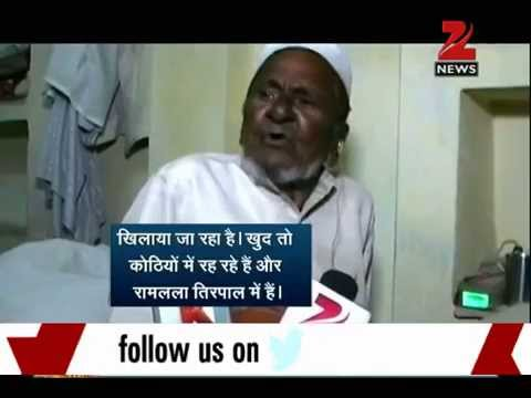 Hashim Ansari declares no advocacy of Babri Masjid case