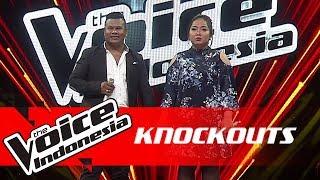 Video Pieter vs Anggreiny | Knockouts | The Voice Indonesia GTV 2018 MP3, 3GP, MP4, WEBM, AVI, FLV September 2019