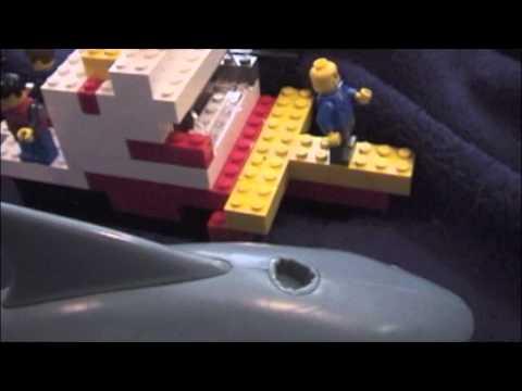Lego Jaws 1
