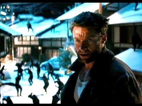 There's way more ninja action in the Japanese Wolverine trailer