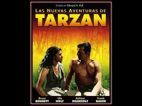 LAS NUEVAS AVENTURAS DE TARZAN (THE NEW ADVENTURES OF TARZAN, 1935, Full movie, Spanish, Cinetel)