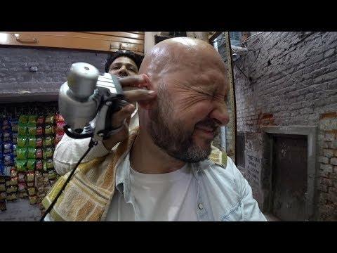 🇮🇳 $2 Indian Street Massage   Pain or Pleasure?