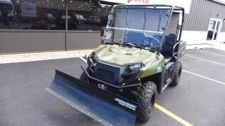 5. 2013 Polaris Ranger 500 EFI