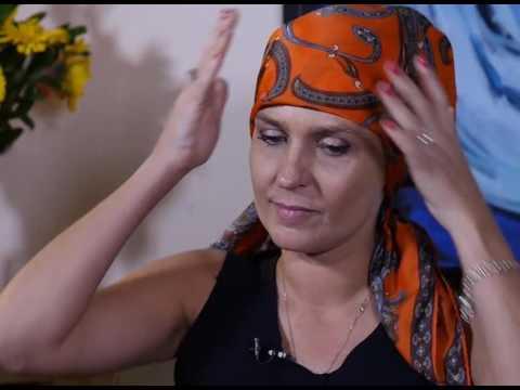 Luta contra o câncer de mama.