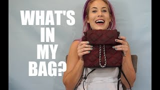 WHAT'S IN MY BAG(S)? by Joya G