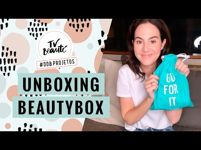 Unboxing Beautybox - TV Beauté | Vic Ceridono - Victoria Ceridono