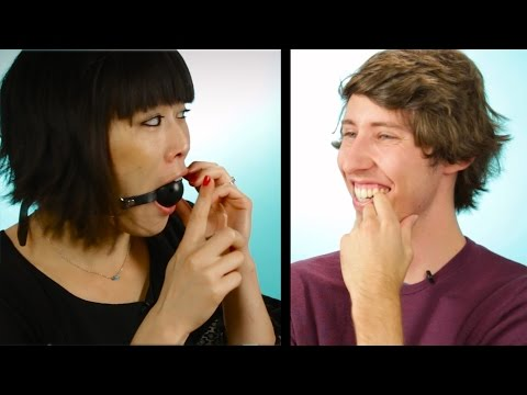 Couples Try Bondage For The First Time
