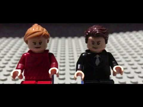 "Lego Justice League Series Episode 2 ""Deception"""