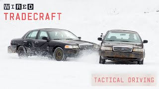 Video Pro Driver Shows Off Tactical Driving Techniques | Tradecraft | WIRED MP3, 3GP, MP4, WEBM, AVI, FLV Agustus 2019
