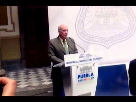 Palabras de Joe Álvarez al recibir el Premio Municipal del Deporte