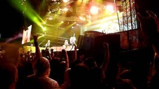 Iron Maiden - Aces High+po koncertě.
