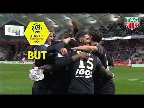 But Yunis ABDELHAMID (44' csc) / Stade de Reims - Amiens SC (2-2)  (REIMS-ASC)/ 2018-19