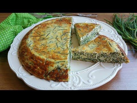 torta salata agli agretti - ricetta