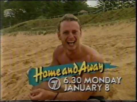 Home and Away Season Launch Promo 1990.