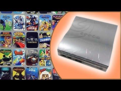 Revisitando o Zeebo #05 - Um Console com Todos os Jogos + Última Versão da UI