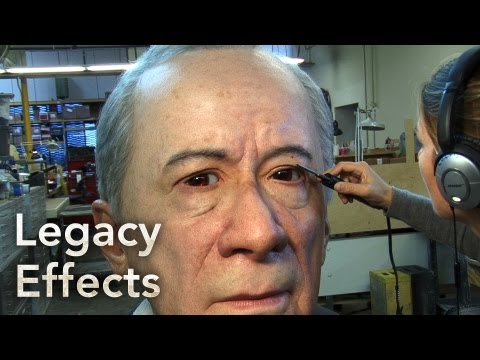 Animatronic - Subscribe to Legacy Effects on YouTube: http://bit.ly/15mkX9A Building a Giant Head for a Medical Giant Legacy Effects creates a large-scale moving head for ...