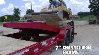 Diamond C Trailer 45HDT Extreme Duty Tilt Trailer