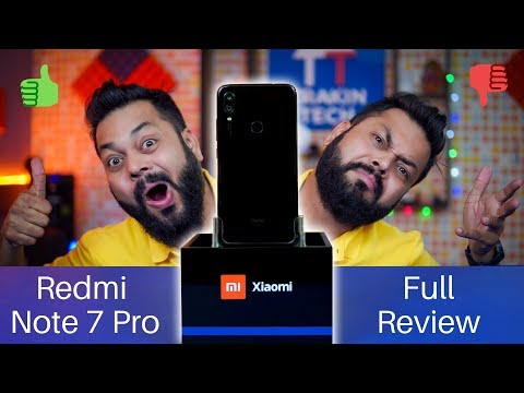 Redmi Note 7 Pro Full Detailed Review ⚡ Is It The Phone To Beat in 2019?