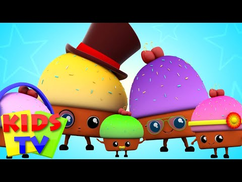 Muffin Finger Family Nursery Rhymes Songs For Kids Rhymes For Children kids tv S03 EP119