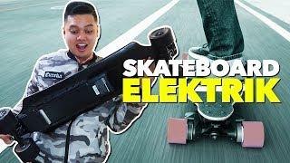 Video BOOSTED BOARD - SKATEBOARD ELEKTRIK ! MP3, 3GP, MP4, WEBM, AVI, FLV November 2018