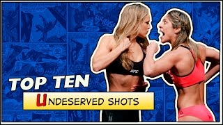 Video Top 10 Most Undeserved Title Shots In UFC History MP3, 3GP, MP4, WEBM, AVI, FLV Oktober 2018