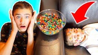 SWAN EST MALADE 🤒 - Il a mangé trop de bonbons !