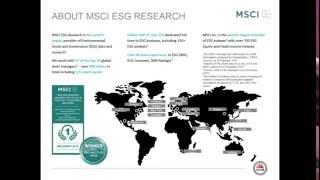 ESGや社会的インパクト投資を推進するプレイヤー
