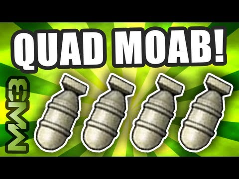 modern warfare 3 moab - Can we hit 10000