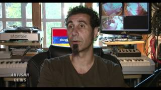 SYSTEM OF A DOWN VOX SERJ TANKIAN MAKES HEAVY ALBUM HARAKIRI