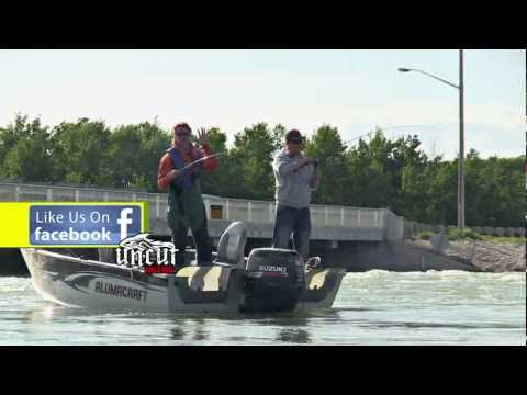 """""""TagTeaming Huge Crappie & Cranking Drum"""" Full Length (TV Show 2) – Uncut Angling – January 14, 2013"""