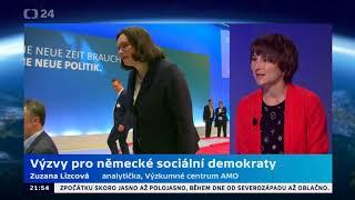 Výzvy pro německé sociální demokraty