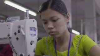 "Towards sustainable ""made in Myanmar"" textiles"