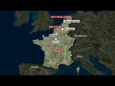 Γαλλία: Επίθεση ενόπλου σε τρένο – Συνελήφθη ο δράστης – Τρεις οι τραυματίες